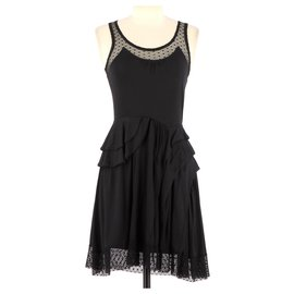Marc by Marc Jacobs-robe-Black