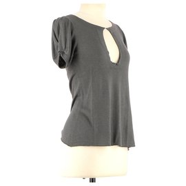 Maje-Sweater-Grey