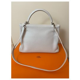 Hermès-Kelly 32-White