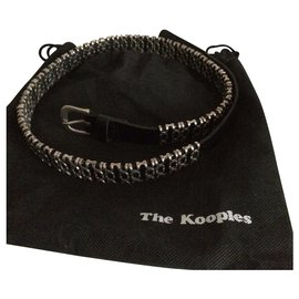 The Kooples-Ceintures-Noir