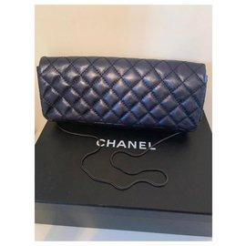 Chanel-2.55-Bleu,Métallisé