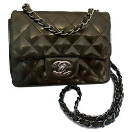 Chanel-Mini Chanel-Green