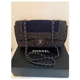 Chanel-Timeless-Bleu Marine