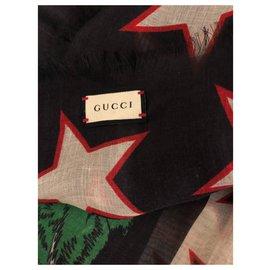 Gucci-Nouvelle écharpe Gucci-Autre