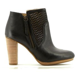 Geox-Bottines / Low Boots-Noir