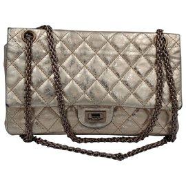 Chanel-Sacs à main-Doré