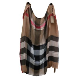 Burberry-Scarves-Multiple colors
