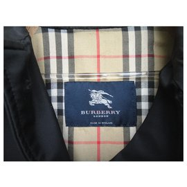 Burberry-Waterproof Burberry London Size 42-Black
