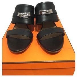 Hermès-Ovation-Black,Silvery