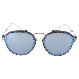 Dior-DIOR ROUND SUNGLASSES new-Blue