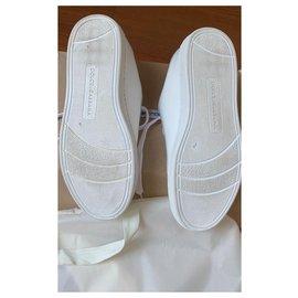 Dolce & Gabbana-Turnschuhe-Weiß