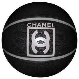 Chanel-Chanel ball-Black,White