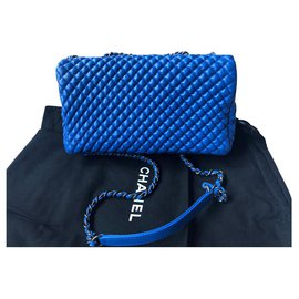 Chanel-classical-Blue