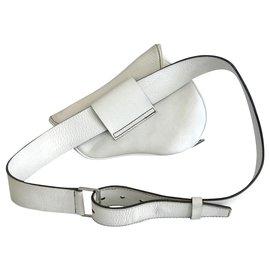 Dior-Saddle bag Dior-White