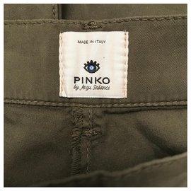 Pinko-short-Kaki