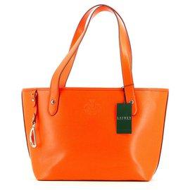 Ralph Lauren-Handbag-Orange