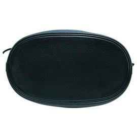 Burberry-Burberry Nova Check Shoulder Bag-Black