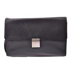 Louis Vuitton-LOUIS VUITTON Vintage-Black