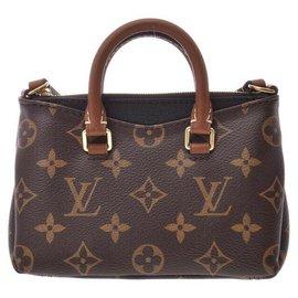 Louis Vuitton-LOUIS VUITTON Vintage-Brown