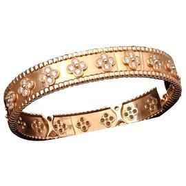 Van Cleef & Arpels-Bracelets-Rose