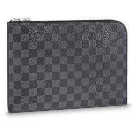 Louis Vuitton-Louis Vuitton Jour clutch new-Grey