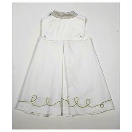 Burberry-Dresses-White