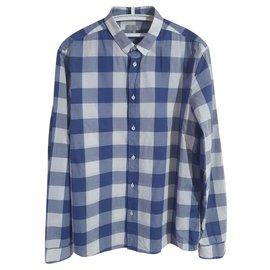 Cos-chemises-Bleu,Multicolore