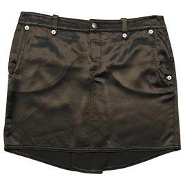 Costume National-Skirts-Black