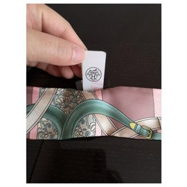 Hermès-Twilly Hermes-Pink,Green
