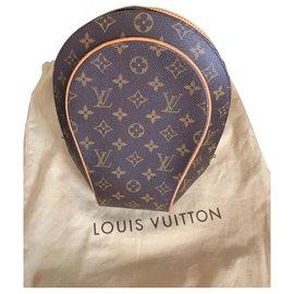 Louis Vuitton-Sac à dos Ellipse-Marron