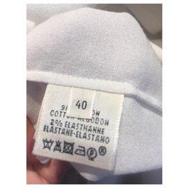 Hermès-Tops-Eggshell
