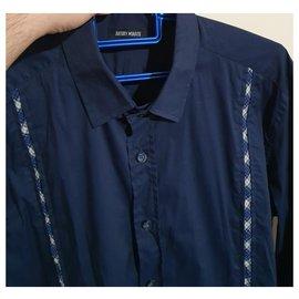 Autre Marque-chemises-Bleu Marine