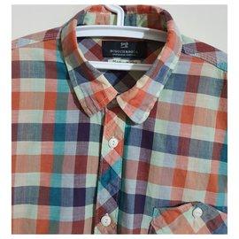 Scotch and Soda-chemises-Multicolore