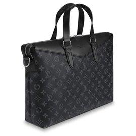 Louis Vuitton-Louis Vuitton briefcase new-Grey