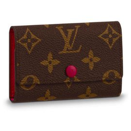 Louis Vuitton-Porta-chaves Louis Vuitton-Marrom