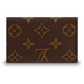 Louis Vuitton-Key Holder Louis Vuitton-Brown