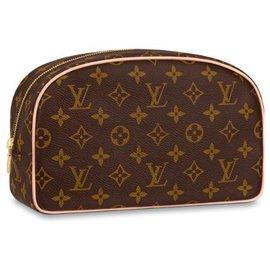 Louis Vuitton-Louis Vuitton Trousse de toilette-Marron