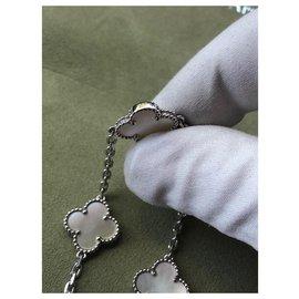 Van Cleef & Arpels-Alhambra 10 motifs-Blanc