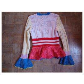 Alexander Mcqueen-Knitwear-Multiple colors