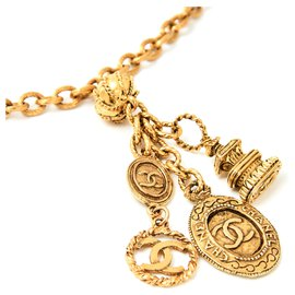Chanel-HIGH COUTURE CHARMS-Golden