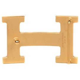 Hermès-Belts-Golden