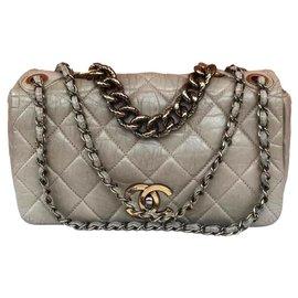 Chanel-Chanel-Beige,Blanc cassé
