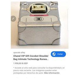 Chanel-Cocobot bag chanel edición limitada 2017-Multiple colors,Golden,Metallic