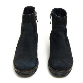 Chanel-ROUGH BLACK FR38.5-Black