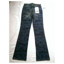 Cerruti 1881-Jeans-Blue