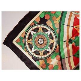 Hermès-ROSE COMPAS-Multiple colors