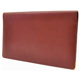 Cartier-Cartier Leather wallet-Other
