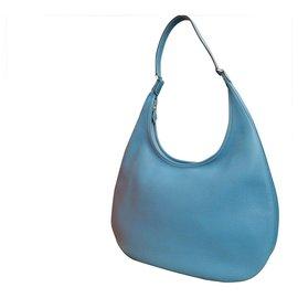 Hermès-Hermès Gao-Bleu