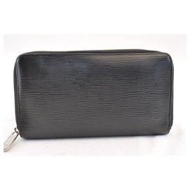Louis Vuitton-Louis Vuitton Zippy-Black