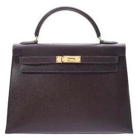 Hermès-hermes kelly 32-Purple